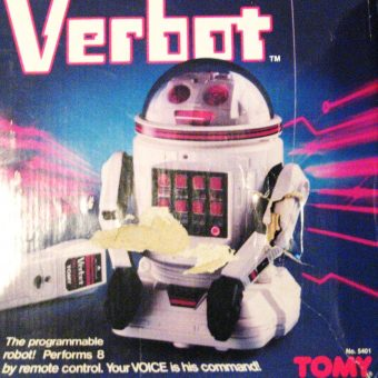 The Great Toy Robots, Circa 1978 – 1988