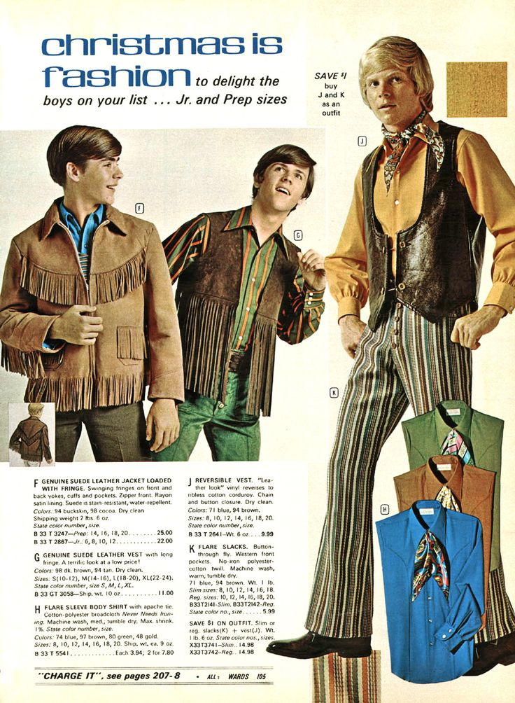 1970s male fashion