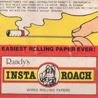 From Blunt To Bart: A History Of Cigarette And Joint Rolling Papers In Photos