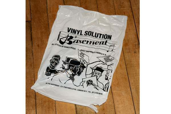 British Record Store Bags 1960 1990