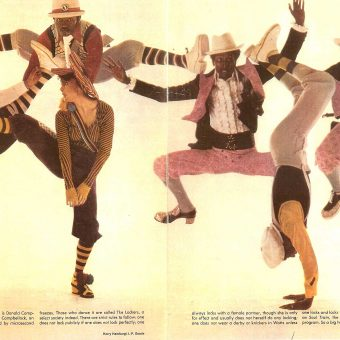 The Lockers: 1970s Soul Train Dancers Who Made Us Pop, Lock And Electric Boogaloo