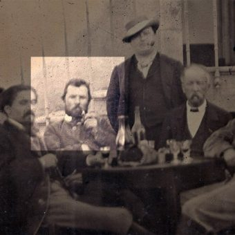 Vincent van Gogh Rare Photos: Alone And With Famous Artists