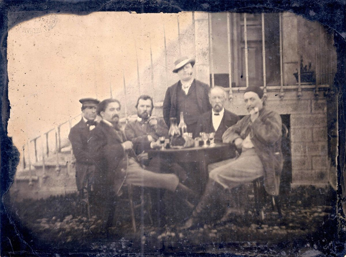 vavincent van gogh early photos rare