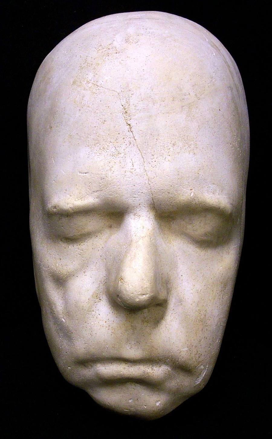 Mary Queen Of Scots Death Mask Life and Death Masks o...