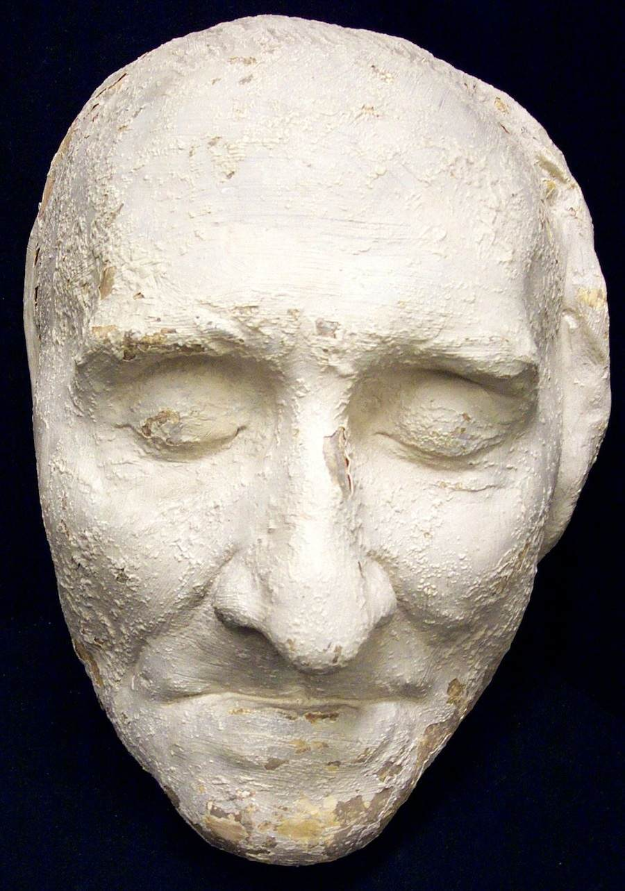 Life And Death Masks Of The Good  The Bad And The Ugly