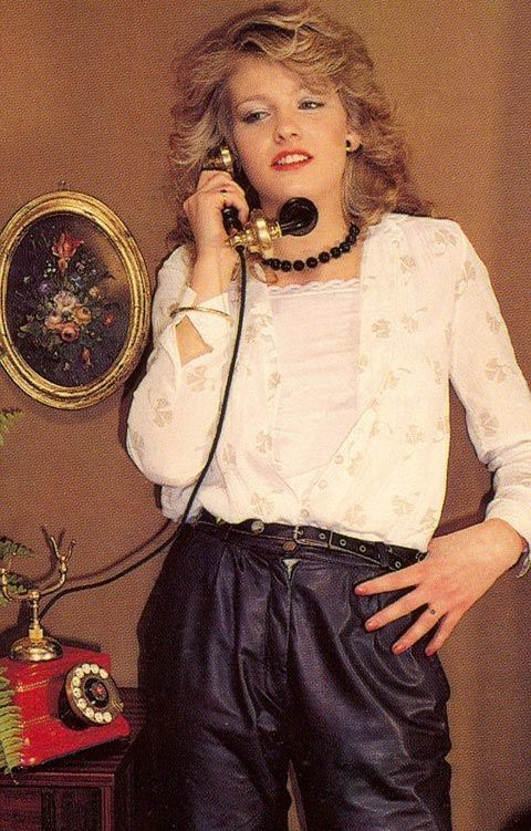 Dial R for Retro: 1960s-80s Ladies and Their Old-School