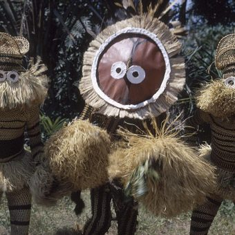 African Masquerades: Incredible Photos Of Tribal Masks 1942-1972