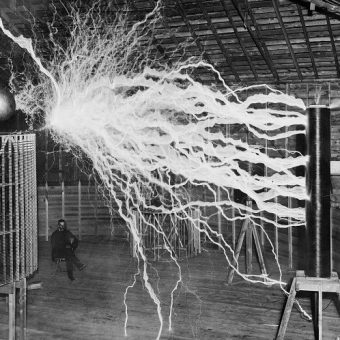 Nikola Tesla: Lighting Up Mark Twain, The AC/DC Mash-Up And Visions Of The Future