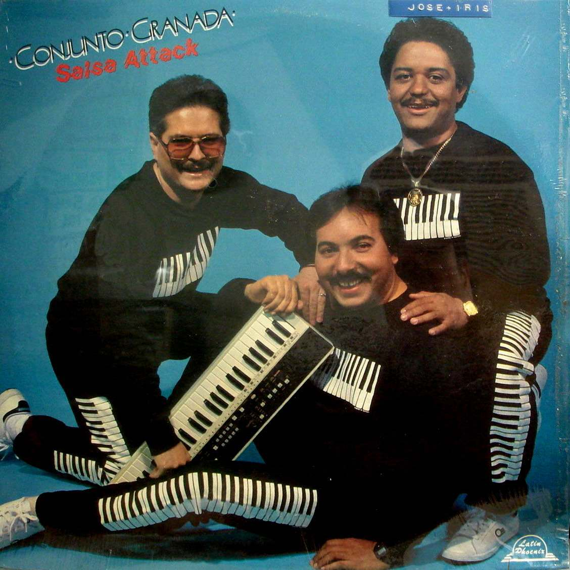 Tragic Matching Outfits on 1970s-80s Album Covers - Flashbak