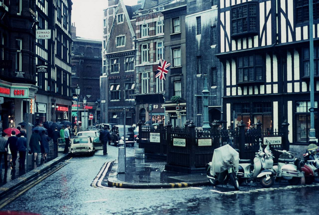 Great Marlborough Street 1968