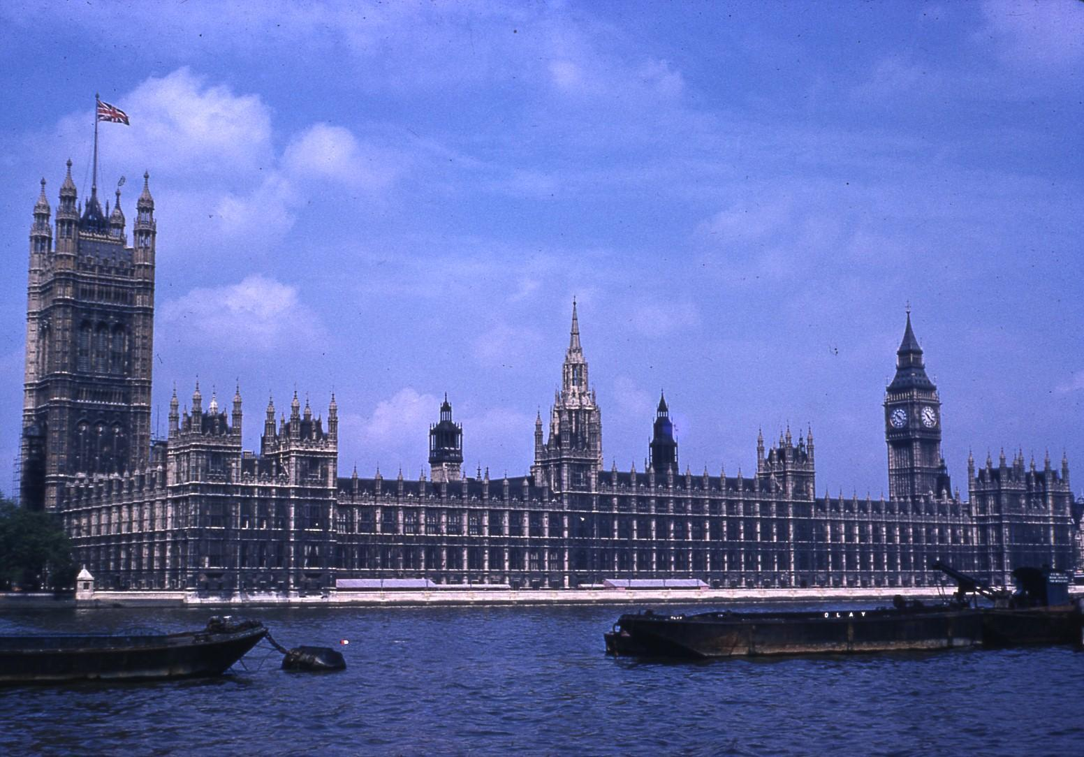 Houses of Parliament, 1962