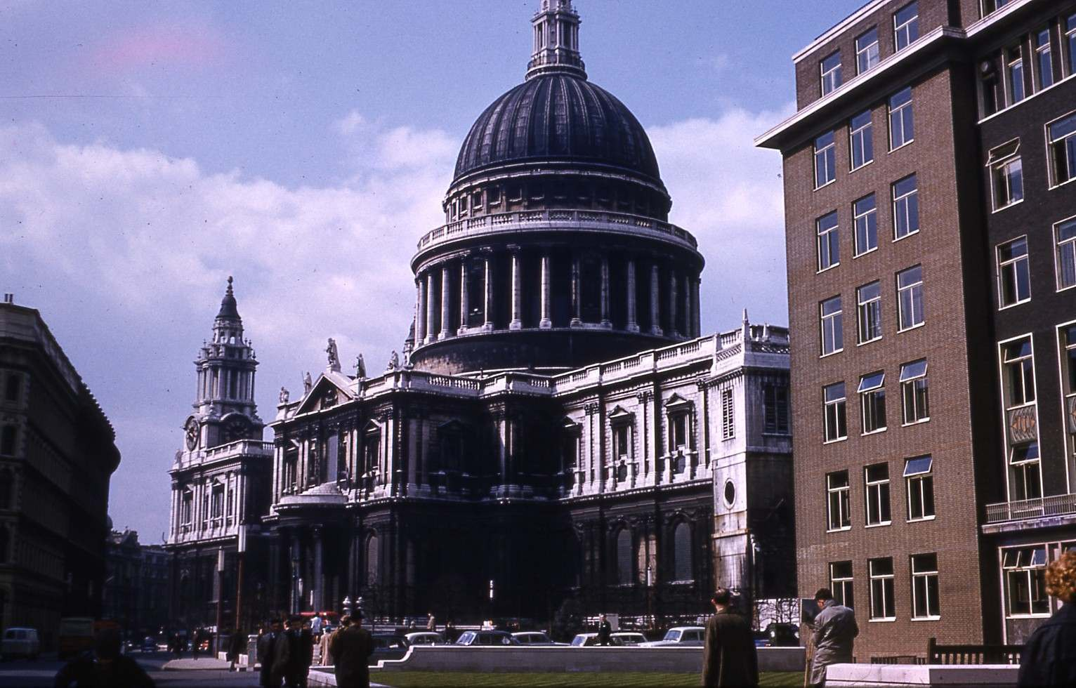St Paul's Cathedral 1962