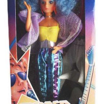 Doll Junk: Collectible & Crazy Fashions from the 1970s & 1980s