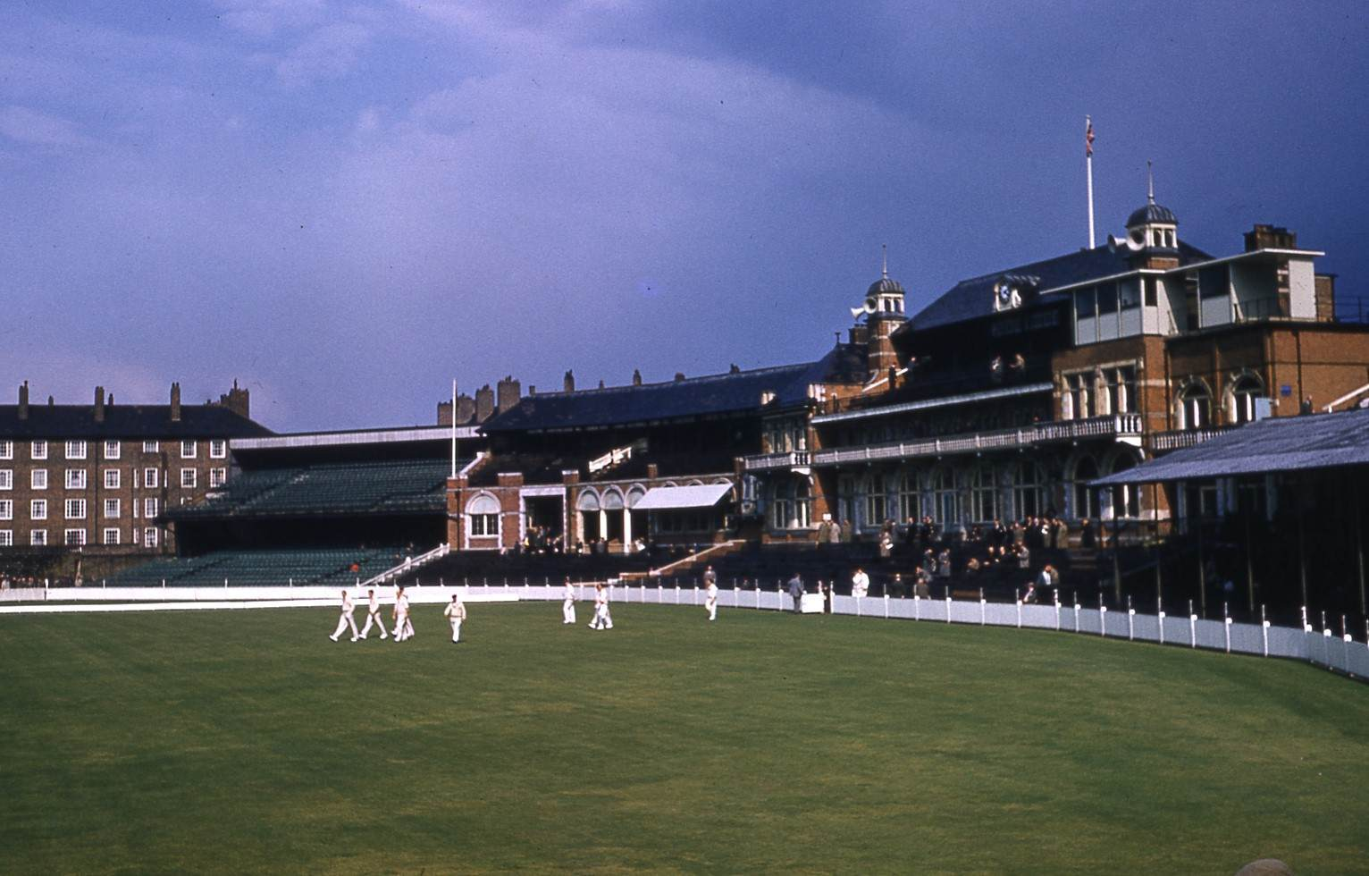 The Oval 1962