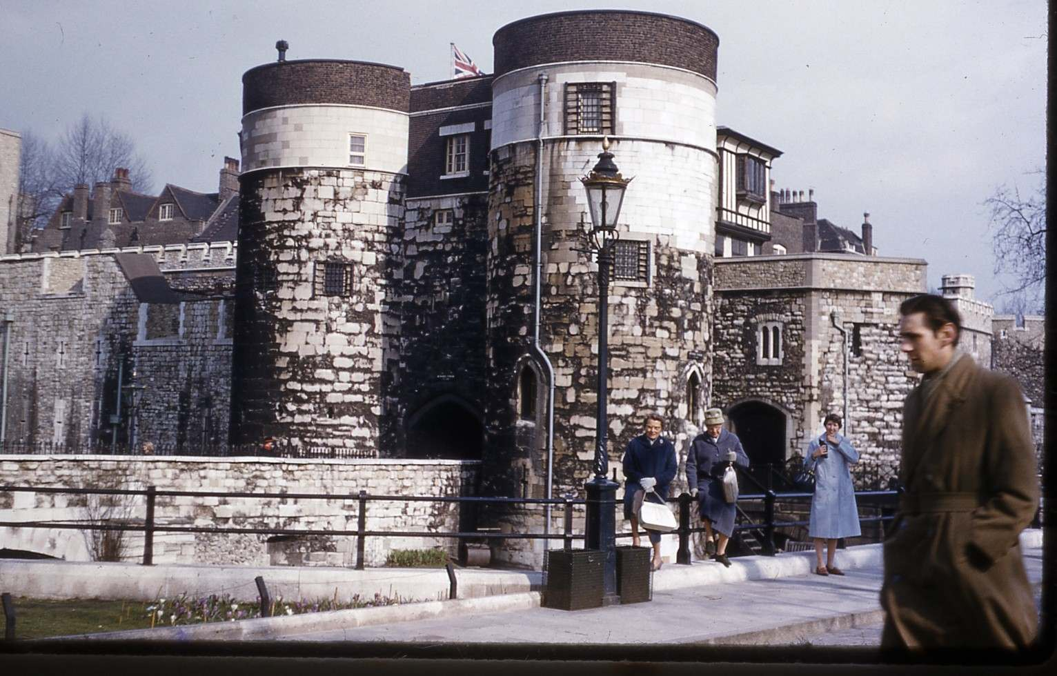Tower of London 1962.
