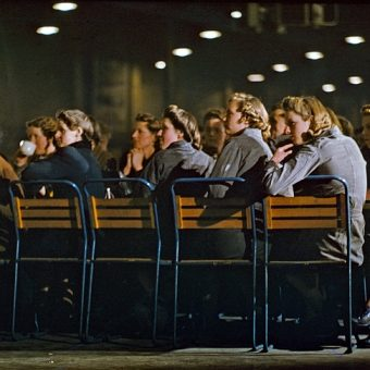 The Battle Of Britain In Rare Color Photos