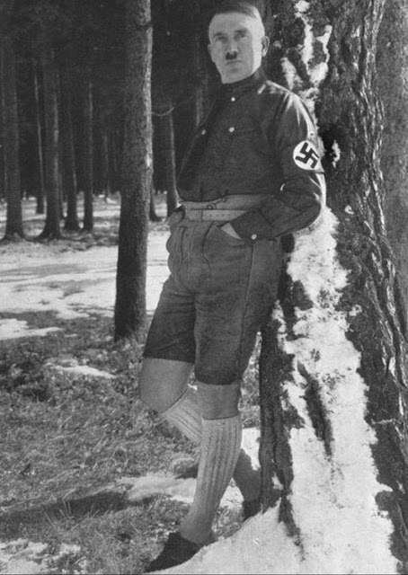 hitler stupid shorts