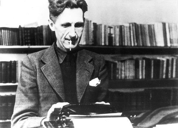 totalitarianism in 1984 by george orwell This year is the 100th anniversary of the birth of george orwell  he warned his  readers in his novels animal farm and 1984 of a totalitarian regime that would.