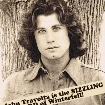 You Know Nothing John Travolta: If Game of Thrones Was a 1977 TV Movie