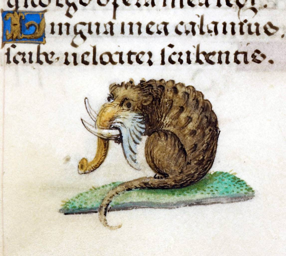 'Hours of Joanna the Mad', Bruges 1486-1506 BL, Add 18852, fol. 203r