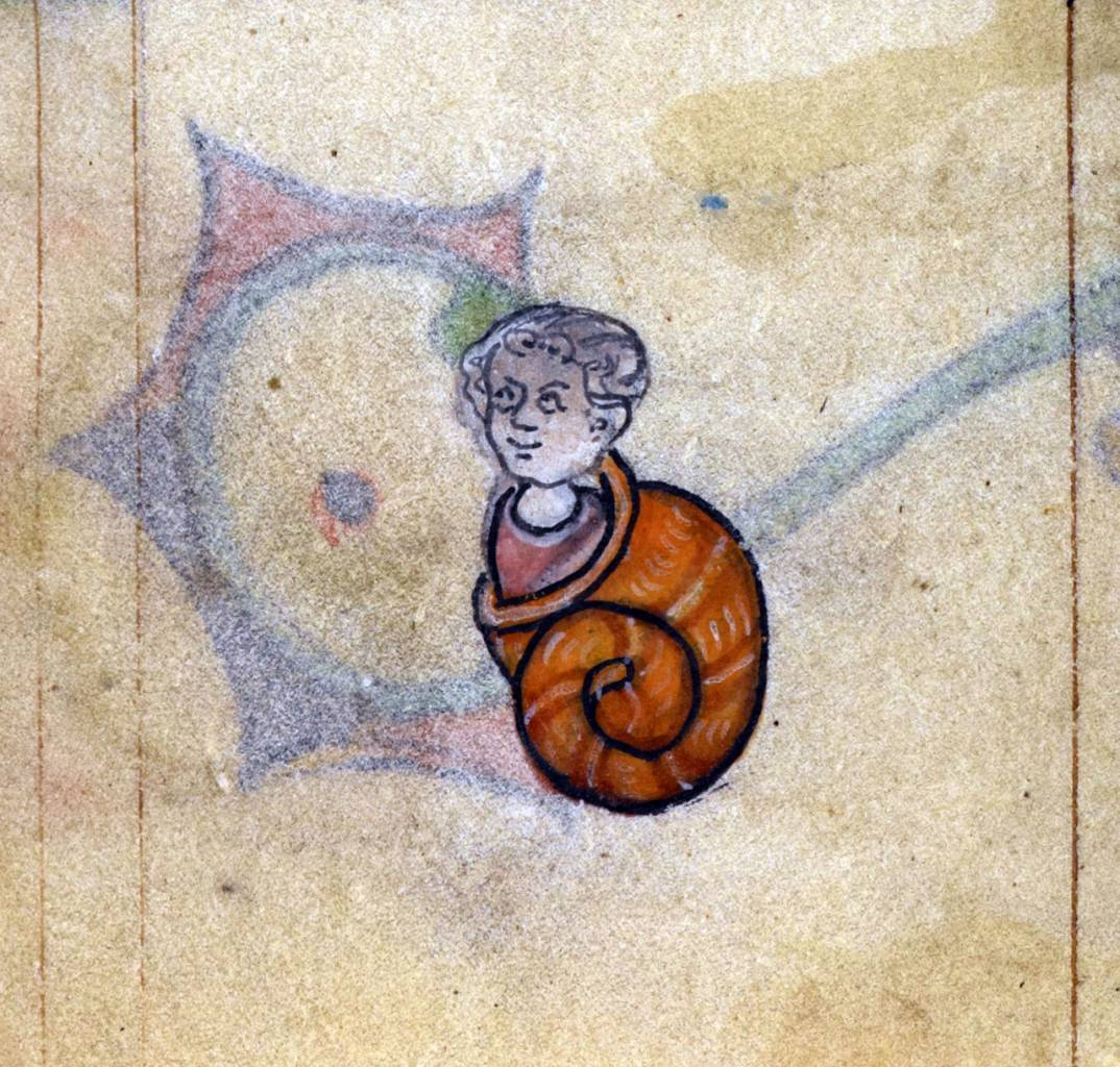 'The Maastricht Hours', Liège 14th century British Library, Stowe 17, fol. 8r