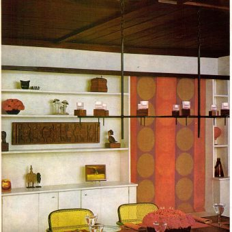 Highlights From The 1970 Practical Encylopedia of Good Decorating and Home Improvement