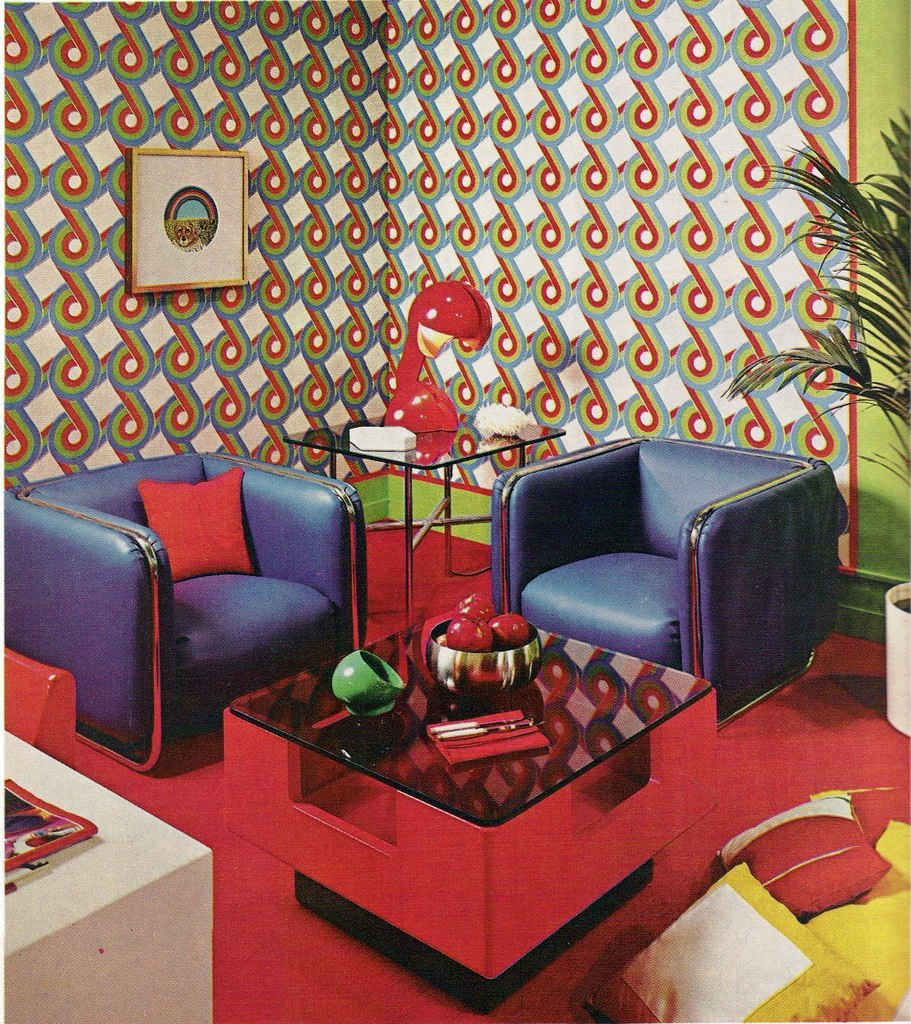 House Decorator: Highlights From The 1970 Practical Encylopedia Of Good