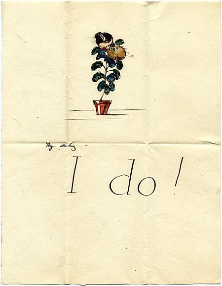 Letter from Rockwell Kent (1882–1971) to Frances, 1929. Rockwell Kent papers.
