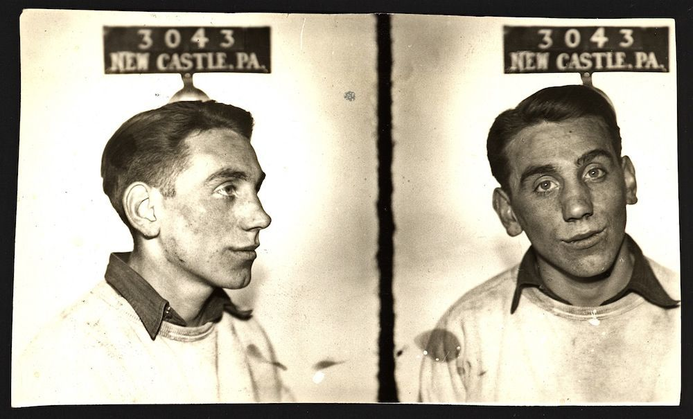 Aaron Saesan was the leader of an eight-piece wedding orchestra called the Blue Serenaders. In April, 1939, he was arrested for the crime of fornication. There is no further record of the incident