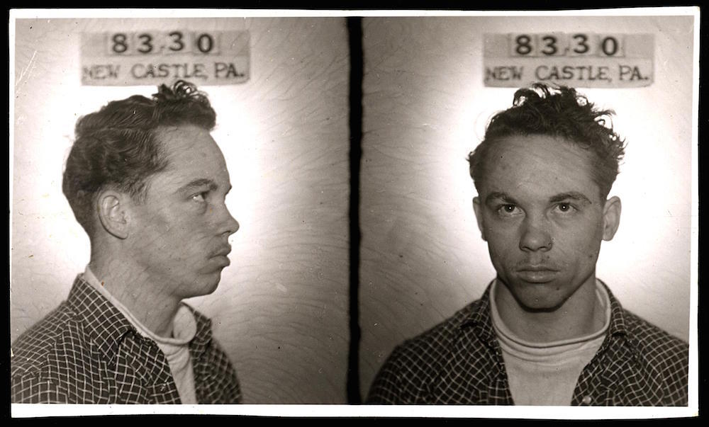 Charles Peak was a hot-rod enthusiast with a souped-up car. In March, 1956, he shouted obscenities at police officers in a parked car and sped off, making them chase him. He lost the race and ended up with a $100 fine.