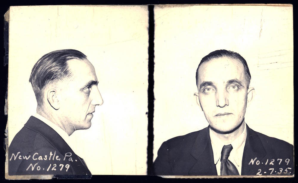 Homer Chrisner was a travelling salesman and noted local poultry fancier who went bust in the depression. His attempt to rob a bank, in February, 1935, failed when the cashier pulled a gun on him.He was arrested and jailed for five years.