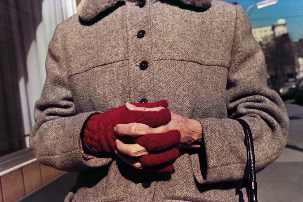 One Red Glove, 1975.