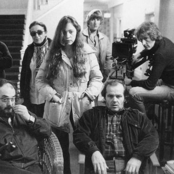 The Shining Behind The Scenes: Watch Jack Nicholson Shocking Himself Into Character