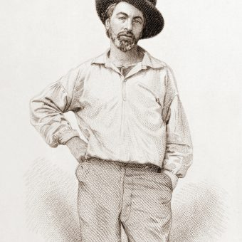 Walt Whitman Leading Light Of America's First Gay Bar: The New York Bohemians Who Made Good At Pfaff's