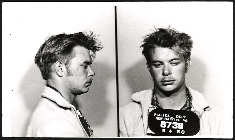 In May, 1958, William La Rue Hill stole a revolver from an elderly neighbour with the intention of robbing a filling station. Instead, he got drunk, threatened to shoot a hotel clerk unless he gave him a room and was arrested without a struggle. He was sentenced to a year in jail.