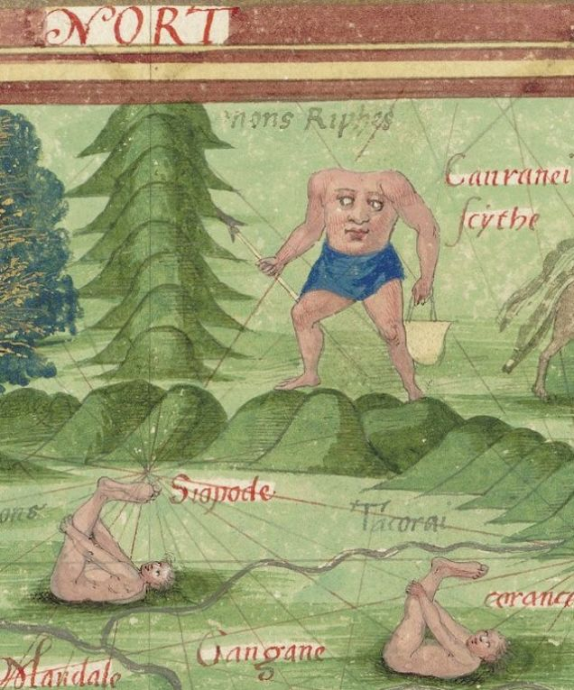 Cosmographie universelle, 1555