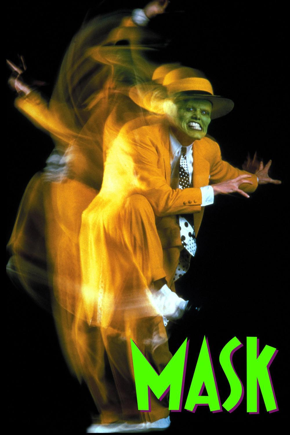 The Mask Movie Poster