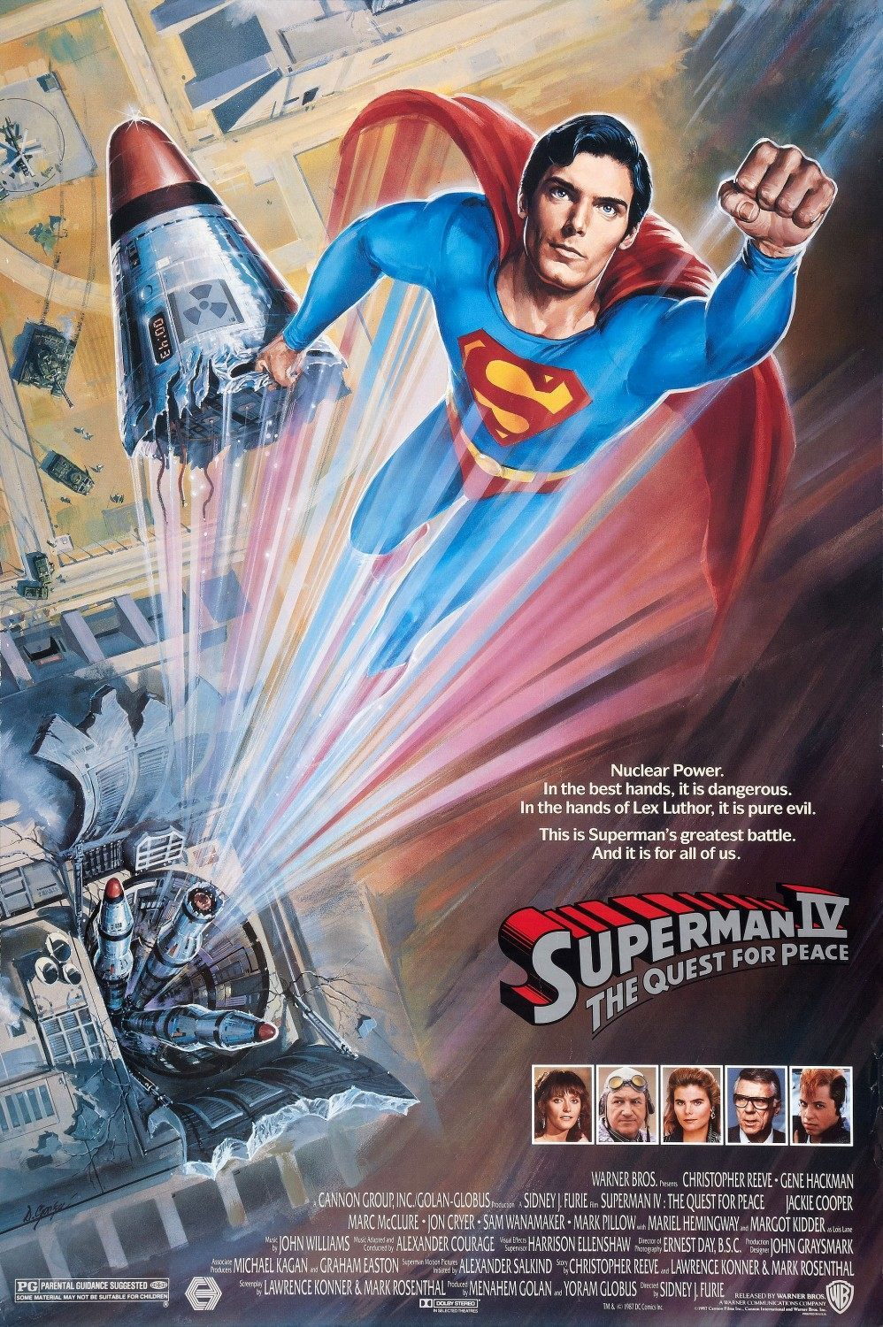 supermanivposter