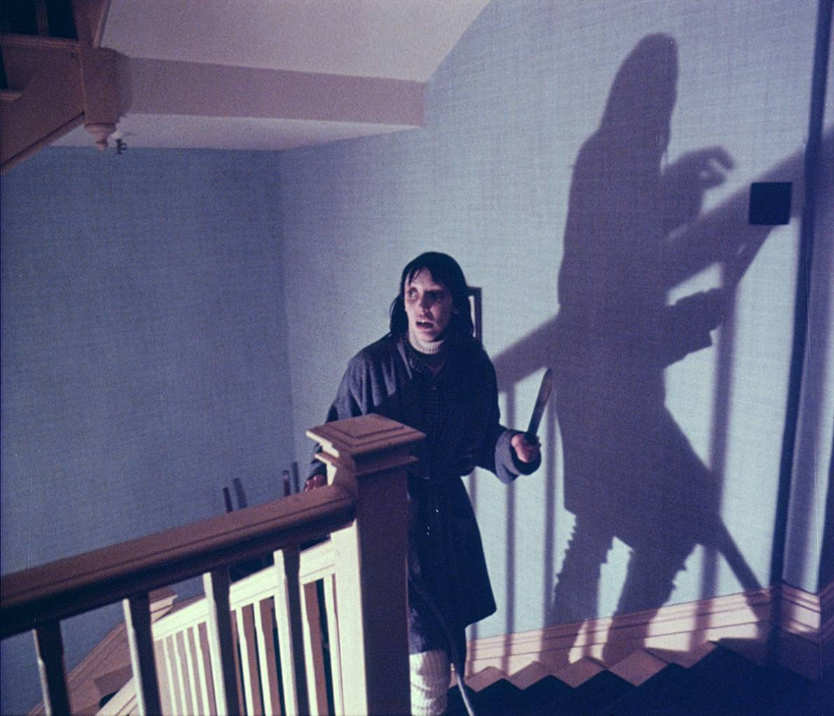 Stanley Kubrick The Shining behind the scenes