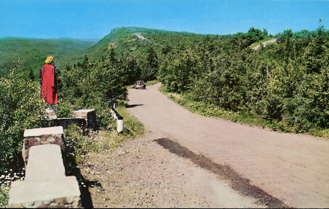 Brockway Mountain Drive, Michigan