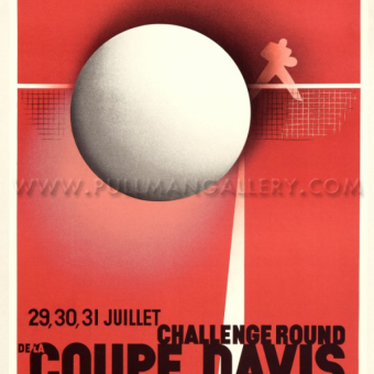 Cassandre: Fabulous Vintage Posters By The Legendary Graphic Designer