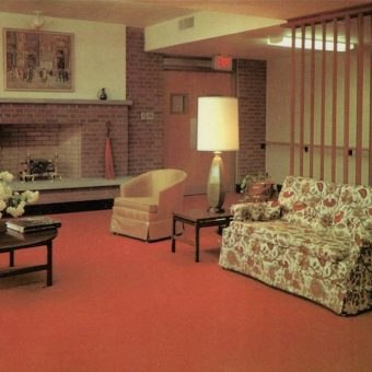 Nursing Home Postcards: Waiting For God In Mid-Century America