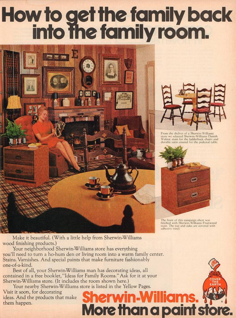 BETTER HOMES AND GARDENS (1972)