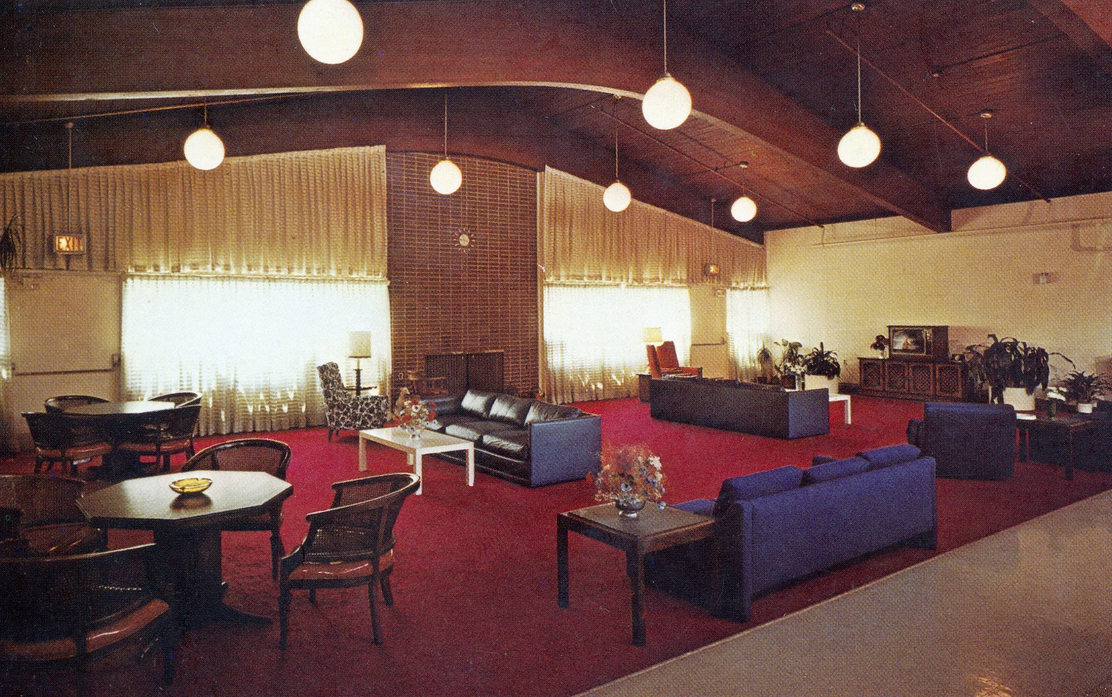 Ford Fort Lauderdale >> Nursing Home Postcards: Waiting For God In Mid-Century ...