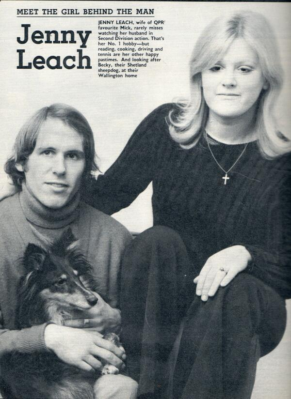 Mick Leach Date: 1972 Source: Goal Magazine