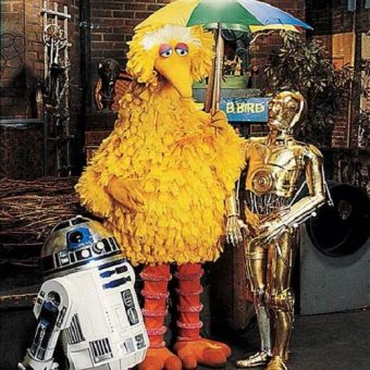 R2-D2 and C-3PO: When Star Wars Robots Became TV Stars