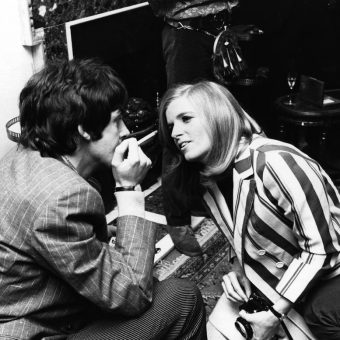 Linda McCartney's Intuitive Photographs of The Beatles and Other Great Artists