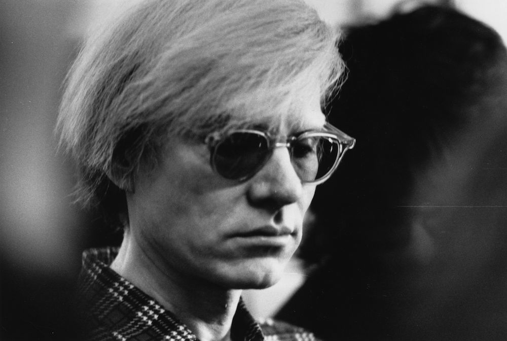 1971:  Andy Warhol (1928 - 1987), American pop artist and film maker.  (Photo by Evening Standard/Getty Images)