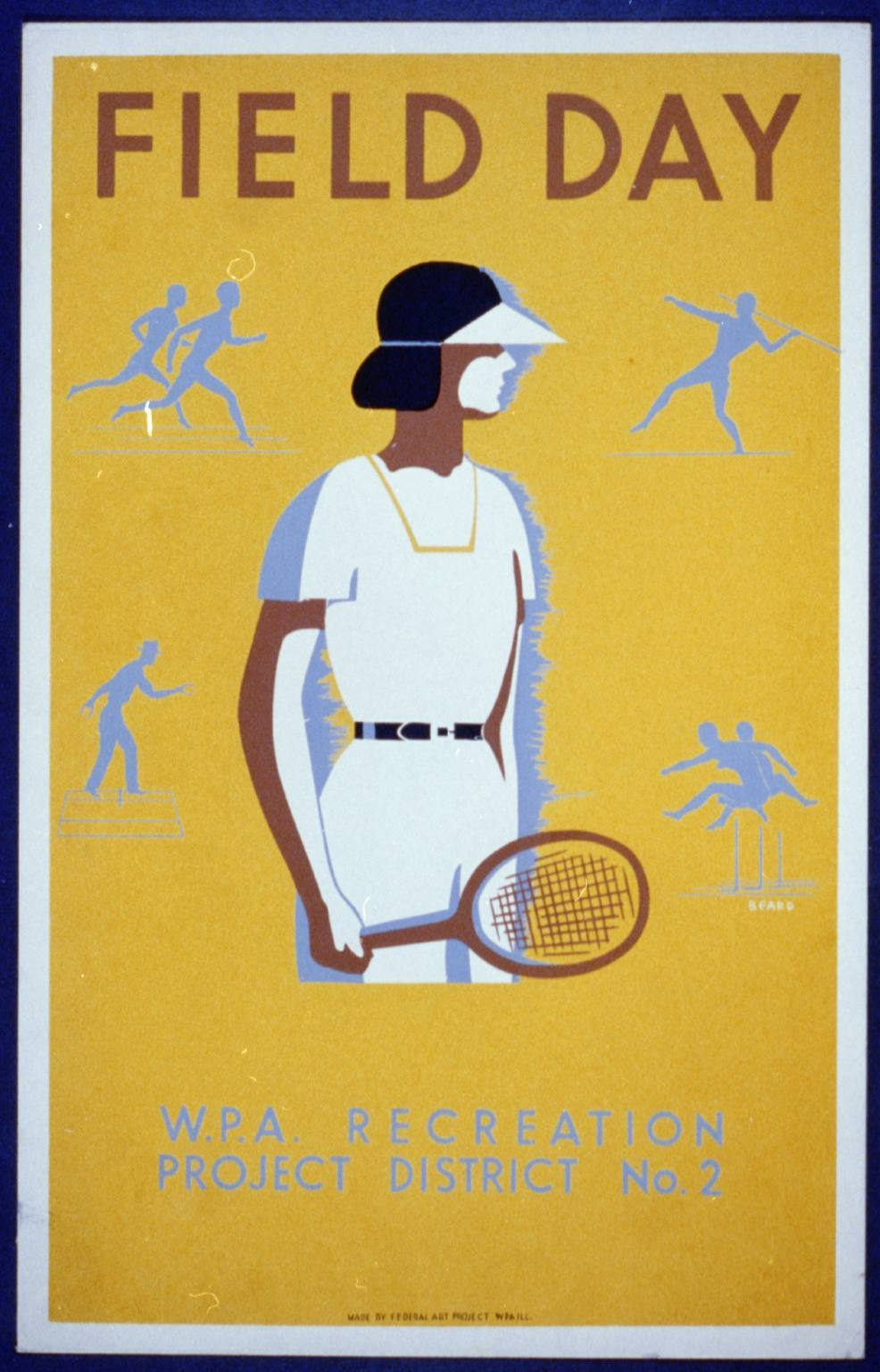 Federal Art Project, WPA [Illinois],1939