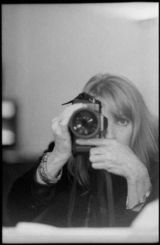 Linda McCartney- 'Mirror, Self Portrait' (1992)
